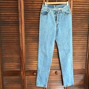 Vintage Levi's 501 Button Fly Jeans